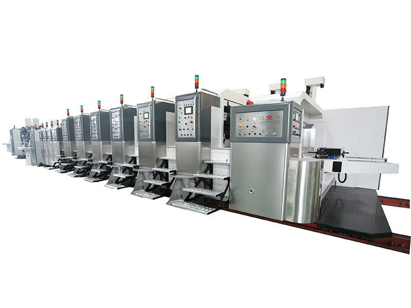 flexographic printing machine manufacturer