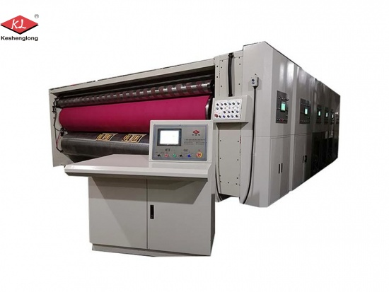 2 Color Carton Flexo Printing Machine